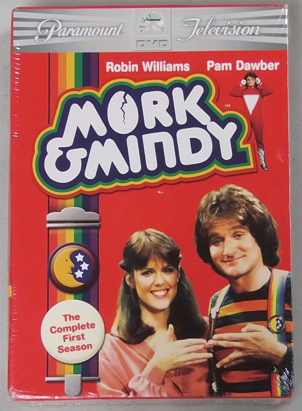 Mork & Mindy - The Complete First Season (DVD Box Set) New Classic TV Series