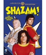 Shazam! The Complete Live Action Series (DVD Set) New Classic TV Show - $39.99