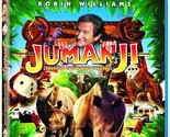 Jumanji 20th Anniversary Edition [Blu-ray] (Bilingual)