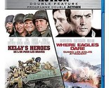 Kelly's Heroes/Where Eagles Dare [Blu-ray] (Bilingual)