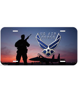 Air Force US Military F15 Eagle Novelty Car License Plate A8 - $14.80