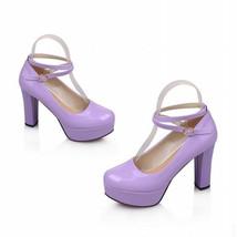 Vintage Womens Platform heels, Wedding shoe, Womens dress heels image 2