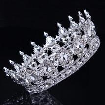 Bling Bridal  Peacock Crystal Tiara Wedding Crown, Bridal rhinestone Crown - $49.99