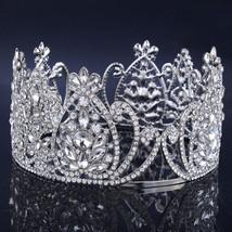 Bling Bridal Austrian Crystal, Bridal Tiara Crown, rhinestone Wedding crown - $59.99