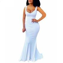 Mermaid Body Con Maxi dress Party, club, Photo shoot dress, Baby shower ... - $39.99