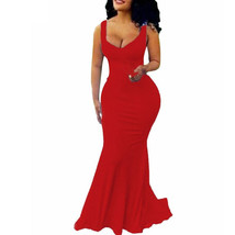 Mermaid Body Con Maxi dress Party, club, Photo Shoot or baby shower dress  - $39.99