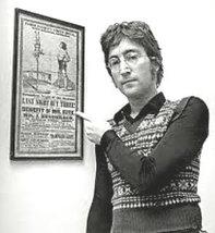 Being For The Benefit of Mr. Kite Poster 11x17 Beatles Sgt. Pepper's John Lennon image 3