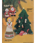 PLASTIC CANVAS CHRISTMAS NATIVITY SCENE ANGEL AMERICAN SCHOOL NEEDLEWORK... - $8.99
