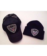 Ares Group Protective Services Cap Hat Lot 2 Baseball Type and Kniy Hat ... - $21.28