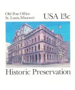 UX97 13¢ OLD POST OFFICE, ST LOUIS, MO - Mint Postal Card (60F) - $0.99