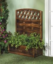 Summerfield Terrace Wood Trellis Planter Box - $98.99