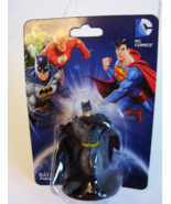 Batman Mini Figure Statue Toy DC Comics Figurine New Sealed 2.25 in. Cak... - $3.99