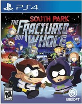 South Park: The Fractured but Whole (PlayStation 4, 2017) - $10.99