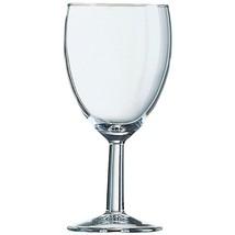 48X Arcoroc Savoie Wine Glasses 190ml Commercial Bar Pub Restaurant Dini... - $73.64