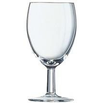 48X Arcoroc Savoie Wine Glasses 240ml Commercial Bar Pub Restaurant Dini... - $77.38