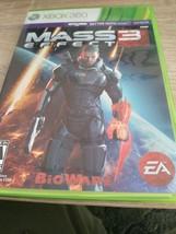 MicroSoft XBox 360 Mass Effect 3 image 1