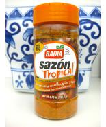 Badia Sazon Tropical with Annato & Corlander, 6.75-Ounce NO MSG - $6.99