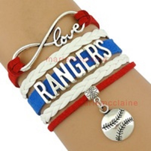 TEXAS Sports Bracelet 3 Pack Gift Special - Cowboys, Stars AND Rangers!