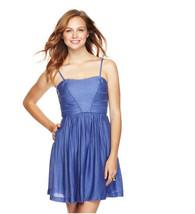 JESSICA SIMPSON $128 Sweetheart Day Evening Sun Summer Dress 6 Small S N... - $32.52