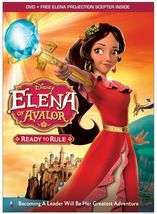Elena Of Avalor: Ready To Rule DVD Brand New 2016 - $17.50