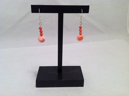 Adorable Handcrafted Teardrop Earrings