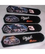 Custom Ceiling Fan ~ Legend Dale Earnhardt #3 Intimidator Nascar Race Ca... - $129.99