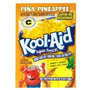 Kool-Aid Drink Mix Pineapple 10 count