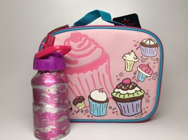 C UPC Ake Lunchbox By Thermos Co. Includes A Water Bottle! - $17.95