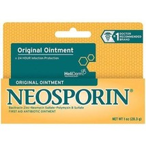Neosporin Original First Aid Antibiotic Ointmen... - $7.19
