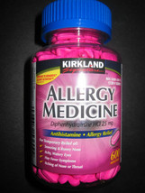 Diphenhydramine Kirkland 600 Tablets Allergy Medicine - $7.70