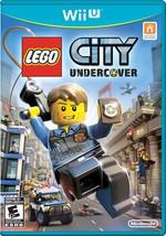 LEGO City: Undercover - Wii U - $58.17
