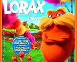 Dr. Seuss' The Lorax (Bilingual) [Blu-ray + DVD +  UltraViolet Copy]