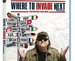 Where to Invade Next (L'Invasion amricaine) [Blu-ray] (Sous-titres franais)