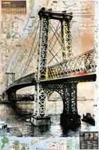 'Williamsburg Bridge' Color Print - $45.00
