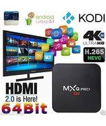 4K Amlogic S905 2.0GHz Quad Core Android 5.1 Smart TV Box HDMI KODI XBMC... - $49.99