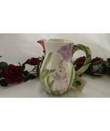 Pitcher, Ceramic, Easter/Spring Bunny  - $30.00