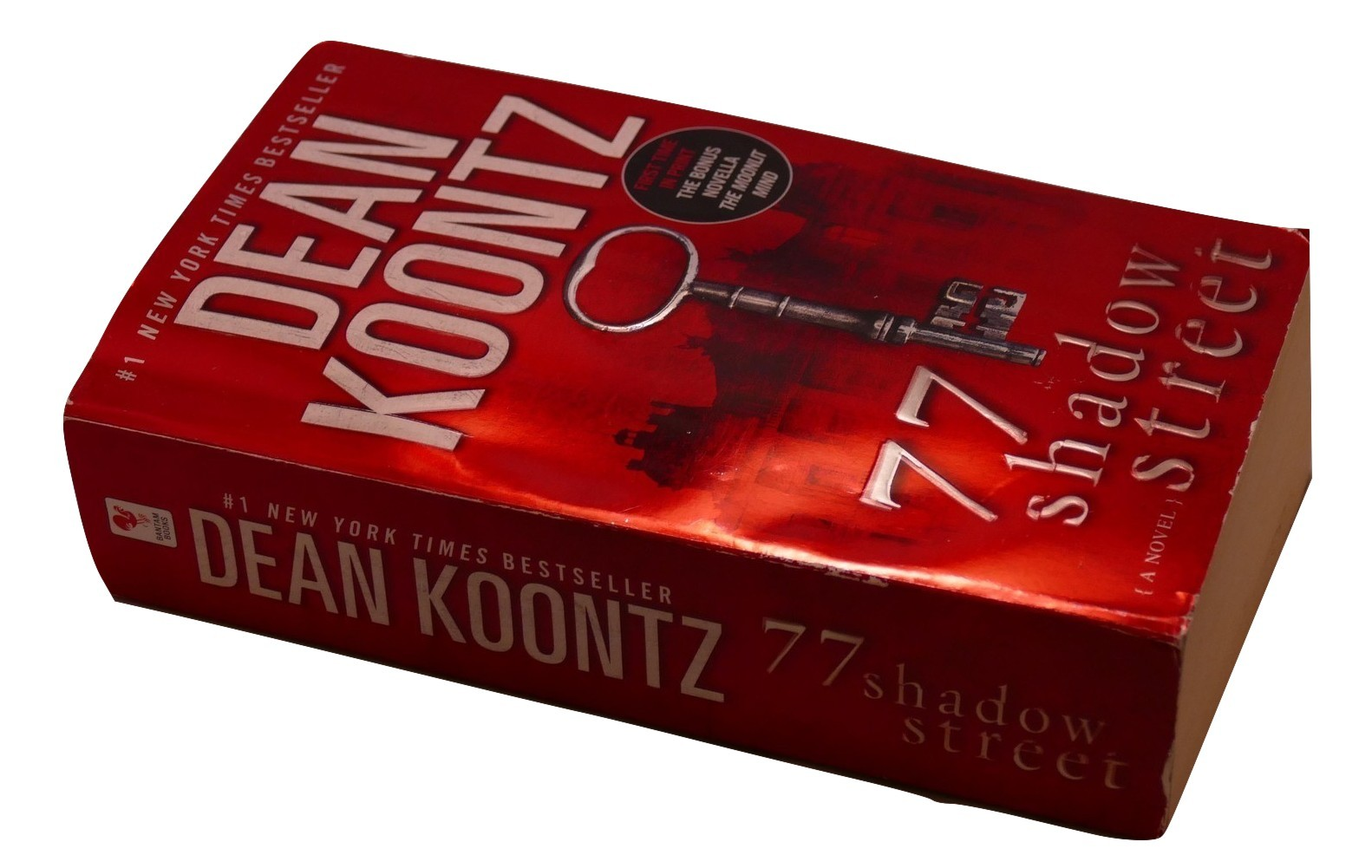 77 Shadow Street by Dean Koontz Paperback Book Fiction