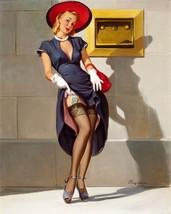 GIL ELVGREN PIN-UP GIRL ART PRINT 32x24 - $13.95