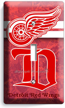DETROIT RED WINGS NFL HOCKEY NY TEAM SINGLE LIG... - $7.99