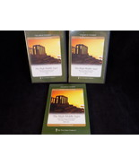 THE GREAT COURSES THE HIGH MIDDLE AGES ART Part 1-2 DVD's and BOOK LIKE ... - $27.10