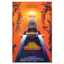 Mad Max 2 Australia Movie 1981s Art Poster 32x24 - $13.95