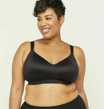 Catherines Solid Full-Coverage Smooth No-Wire Bra NWT Multiple Plus Size... - $19.89