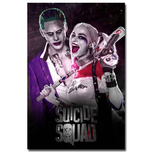 Suicide Squad Movie Poster Harley Quinn Joker 3... - $13.95