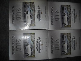 2007 Chrysler Mopar Pt Cruiser Repair Shop Service Workshop Manual Set Oem Book - $296.99