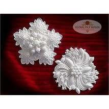 Cake Decorating Supplies, Fondant Mold ,Vintage Trims MOLD 5u8u34 - $24.00