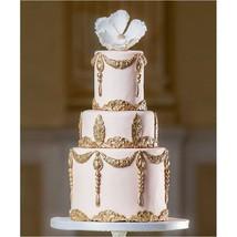 Cake Decorating Supplies, Fondant Mold Vintage Trims MOLD 587 - $25.00