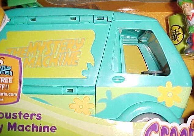 Scooby-Doo NEW LOT Mystery Machine Van Playset /& the GANG Figure set NIB