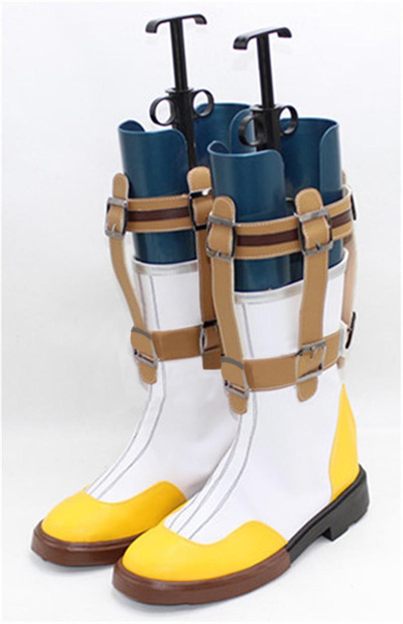 Tales of zestiria sorey cosplay boots buy