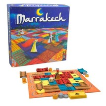 NEW Marrakech Board Game Rug Salesperson Outwit... - $23.26