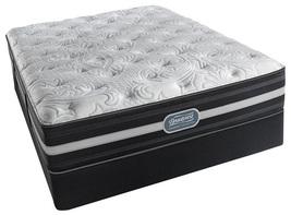 Simmons Beautyrest Recharge WC Teagan Plush Pillow Top Mattress - Cal. King - $799.00